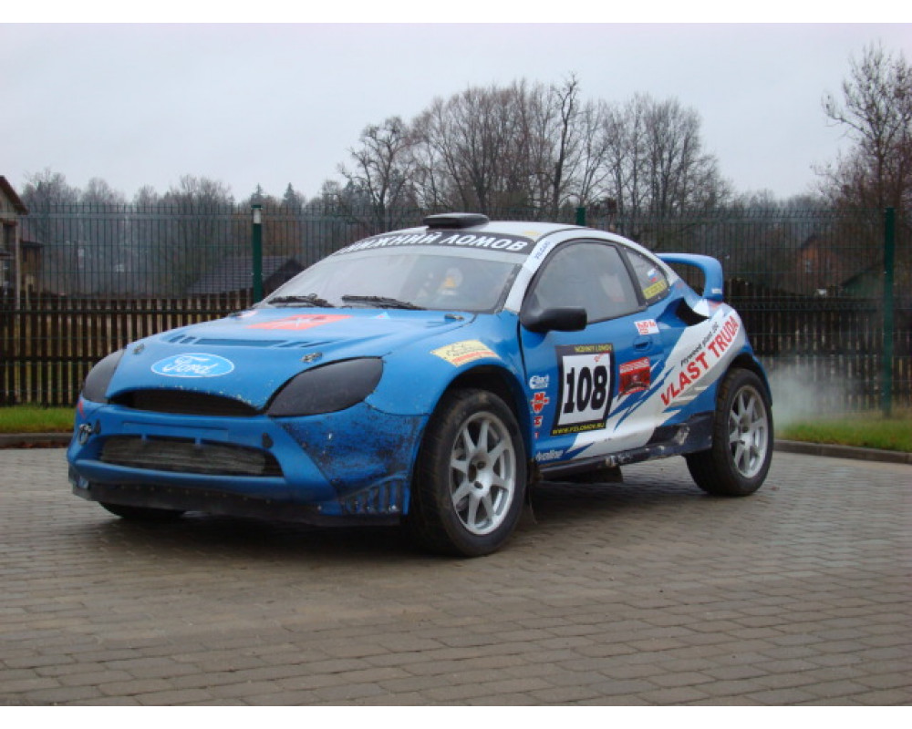 Ford puma 4x4 division 1 tt motorsport sporta automa for Ford motor company truck division